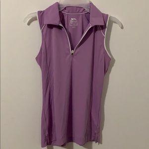 Slazenger xs golf sleeveless top